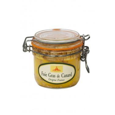 Foie gras de canard Pot 180 gr