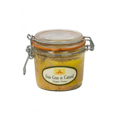 Foie gras de canard Pot 300 gr