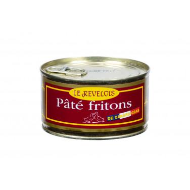 Pâté Fritons de Canard Gras...
